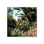 Tropical Gardens on Maui Sticker