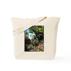 Tropical Gardens on Maui Tote Bag