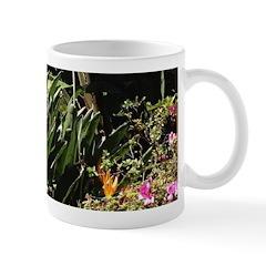 Tropical Gardens on Maui Mugs