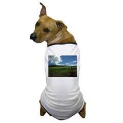 Maui Meadows Dog T-Shirt