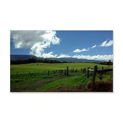 Maui Meadows Decal Wall Sticker