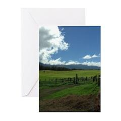 Maui Meadows Greeting Cards