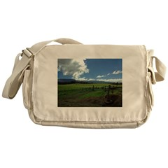 Maui Meadows Messenger Bag