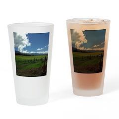 Maui Meadows Drinking Glass