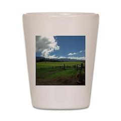 Maui Meadows Shot Glass