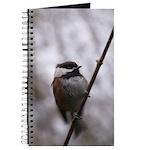 Chickadee Winter Journal