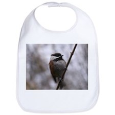 Chickadee Winter Bib