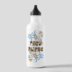 NICU Nurse Stainless Water Bottle 1.0L
