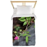 Perfect Pink Bud Twin Duvet
