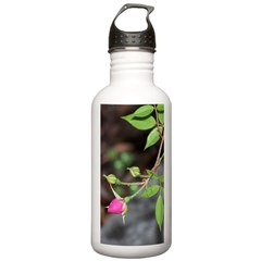 Perfect Pink Bud Water Bottle