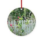 Cheerful Garden Ornament (Round)