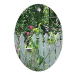 Cheerful Garden Ornament (Oval)