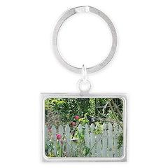 Cheerful Garden Keychains