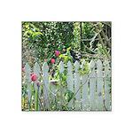 Cheerful Garden Sticker
