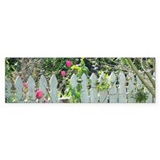 Cheerful Garden Bumper Sticker