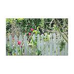 Cheerful Garden Decal Wall Sticker