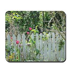 Cheerful Garden Mousepad