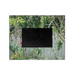 Cheerful Garden Picture Frame