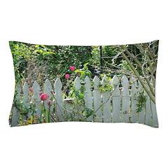 Cheerful Garden Pillow Case