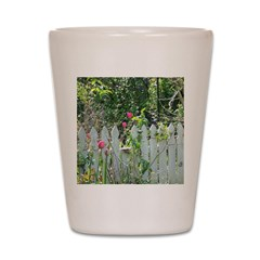 Cheerful Garden Shot Glass