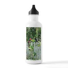 Cheerful Garden Water Bottle