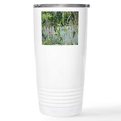 Cheerful Garden Travel Mug