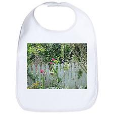 Cheerful Garden Bib