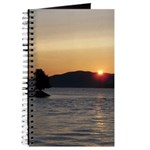 Vancouver Sunset Journal