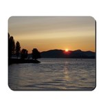 Vancouver Sunset Mousepad