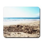 Bright at the Beach Mousepad