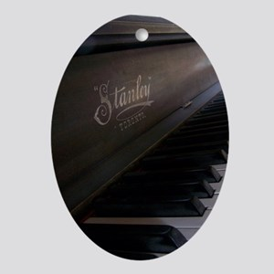 My Piano Ornament (Oval)