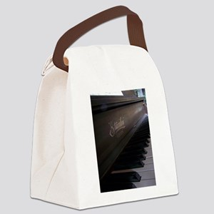 My Piano Canvas Lunch Bag