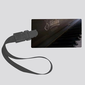 My Piano Large Luggage Tag