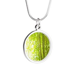 Bamboo Forest Necklaces