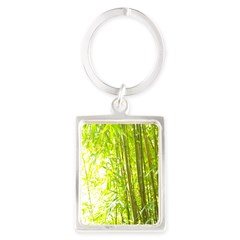 Bamboo Forest Keychains
