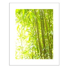 Bamboo Forest Small Poster