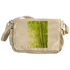 Bamboo Forest Messenger Bag