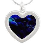 Dark Coral Necklaces