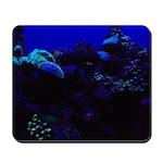 Dark Coral Mousepad
