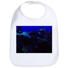 Dark Coral Bib
