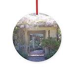Fairytale Garden Ornament (Round)