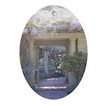 Fairytale Garden Ornament (Oval)