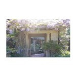 Fairytale Garden Decal Wall Sticker