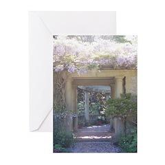 Fairytale Garden Greeting Cards