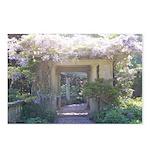 Fairytale Garden Postcards (Package of 8)