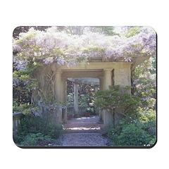 Fairytale Garden Mousepad