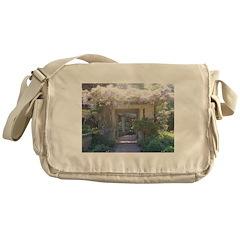 Fairytale Garden Messenger Bag