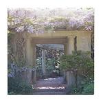 Fairytale Garden Tile Coaster