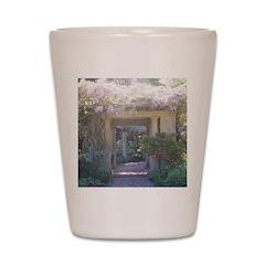 Fairytale Garden Shot Glass