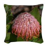 Exotic Woven Throw Pillow